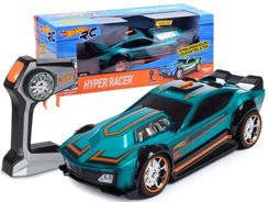 Nikko Hot Wheels Hyper Racer auto controlled RC0486