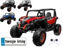 Off-road BUGGY 4x4 powerful PA0161 pilot vehicle