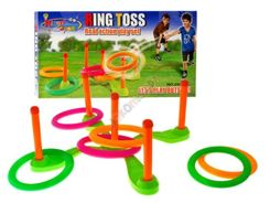RING arcade game throw circle GR0205