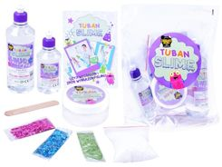 TUBAN A set of Super Slime PRO glitters accessories ZA2837