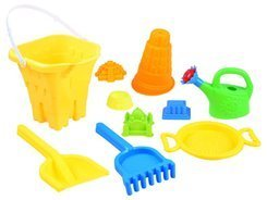 10-piece sand Pail bucket ZA2785