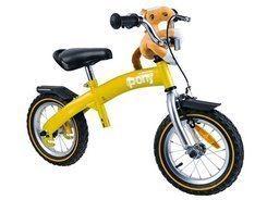 2in1 PONY BICYCLE 12 '' stick RO0117