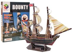 3D Puzzle ship Bounty sea ship ZA2599