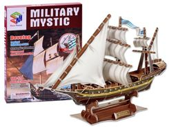 3D Puzzle ship Mystic sea ship 129e ZA2600