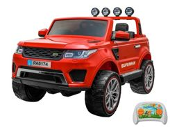 4x4 car. POWERFUL off-road car on pilot PA0174