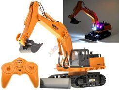 A large excavator realistic remote control RC0342