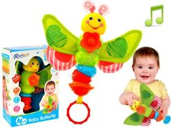 Adorable rattle Butterfly game gryzaczek ZA1339