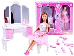 Anlily Doll beauty salon ZA2453