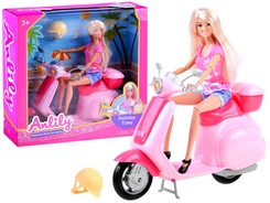 Anlily doll Glam scooter ZA2456