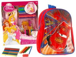 Art set of 17 elements with a backpack ZA0417