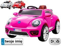 Auto new beetle for child 2 x 35W 2 x battery PA0148