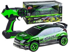 Auto remote controlled FORD FIESTA RS 20km / h RC0404