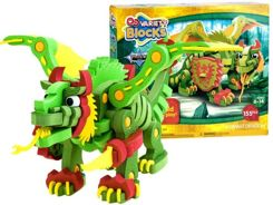 BLOCKS OF DRAGON 3D puzzle 155ele ZA2063