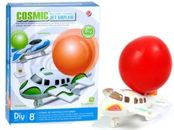 Balloon powered cosmic jet airplane set ZA2039
