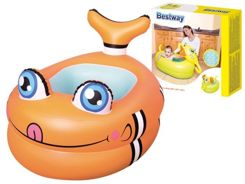 Bestway Inflatable bath elephant fish 51125