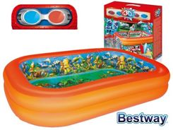 Bestway garden pool diving 3D 54114