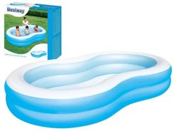 Bestway inflatable pool Laguna 262 x 157 x 46cm 54117