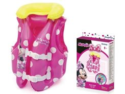 Bestway pink vest to swim Minnie 91070