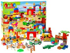 Blocks JDLT BIG ZOO 116 ele animals ZA1681