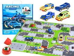 Board Game Super Rally Racing GR0227