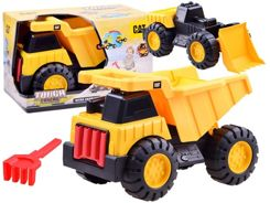 CAT tipper for the sandpit SPYCHACZ set ZA3024