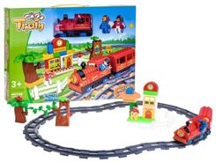 Colorful Blocks Train TRAIN 47 Elements ZA0510
