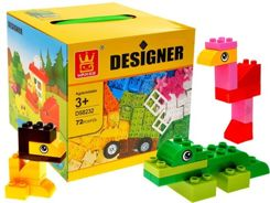 Colorful creative blocks for the youngest  ZA1742