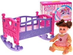 Cradle baby doll + Interactive ZA1575