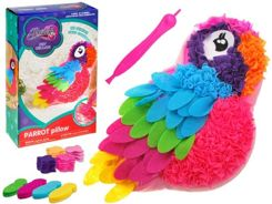 Creative Kit decorate pillow Parrot ZA1993
