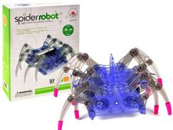 Creative controlled spider robot battery ZA1846