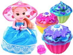 Cupcake Lovely doll cupcake toy ZA2546