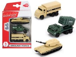Dickie Toys military vehicles KIT tank ZA2752