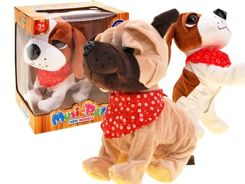 Dog touch-sensitive interactive dog ZA1797
