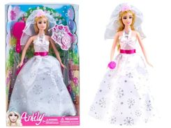 Doll QUEEN WINTER ZA2168