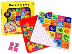 Educational PUZZLE puzzle letters ZA2595