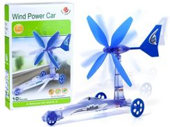 Educational Set Windmill Car ZA2248