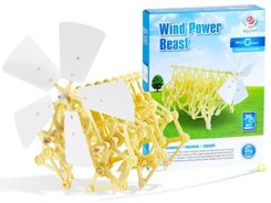 Educational kit WIND POWER WINDOWS ZA2246