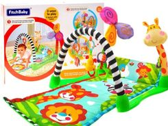 Educational mat baby rattles ZA1780