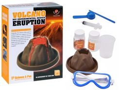 Educational set WULKAN Volcano eruption ZA2249