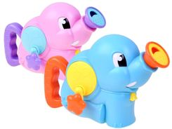Elephant bath toy watering can ZA2468