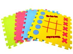 FOAM PUZZLE GAME noughts and crosses ZA0375