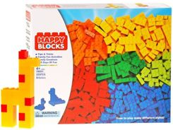 Fabulously colorful classic blocks 325 pcs.  ZA1293