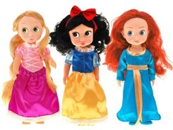 Fairytale Doll - Rapunzel Snow White Merida ZA0862