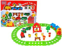 Farm for children from the tractor + ACCESSORIES ZA0486