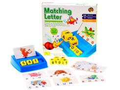 Fast Learning English Matching letters game GR0015