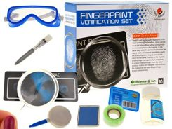 Fingerprint set for detective ZA1084