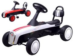 GOKART for children on soft wheels EVA SP0381
