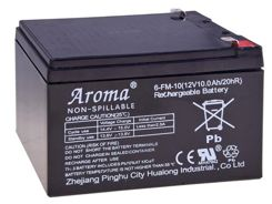 Gel battery 12V 10Ah SER044