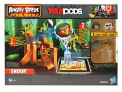 HASBRO Angry Birds Star Wars Telepods ENDOR ZA0984