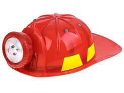 HELMET FOR FIREFIGHTER + flashlight ZA2147